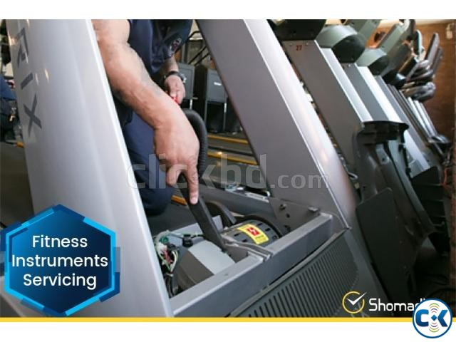 1 Treadmill Repair Service at home in Dhaka Shomadhan.com | ClickBD large image 0