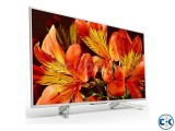 Sony Bravia X8577F Large 55 4K LED Android Television