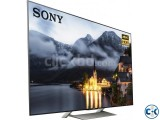 SONY BRAVIA 49 inch X8000G 4K ANDROID VOICE REMOTE TV