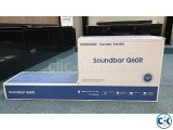 Samsung Harman Kardon Soundbar with HW-Q60R Acoustic