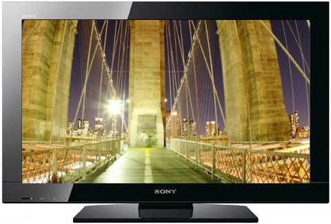 Sony 32 Inch LCD tv with 5 years warranty | ClickBD large image 0