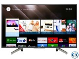 SONY BRAVIA 43 inch X7500H 4K ANDROID VOICE CONTROL TV