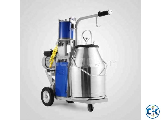 Automatic electric cow milking machine in bangladesh | ClickBD large image 1