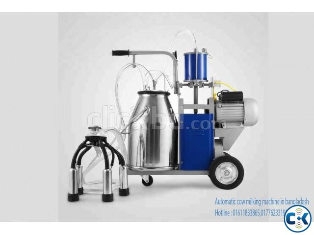 Automatic electric cow milking machine in bangladesh | ClickBD large image 2