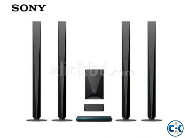 Sony E6100 5.1 Channel 3D Blu-ray Disc Home Theater System | ClickBD large image 3