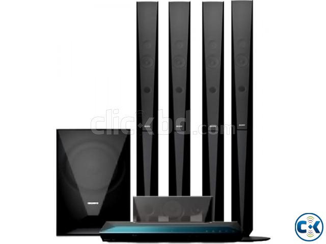 Sony E6100 5.1 Channel 3D Blu-ray Disc Home Theater System | ClickBD large image 4