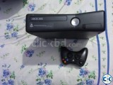 XBOX 360 SLIM JTAG MODDED EXTERNAL 500GB INTERNAL 320GB