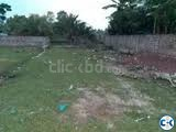 Plot for sale in Khulna city