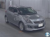 Suzuki Swift RS Ready at Port Best Reputed car Deals