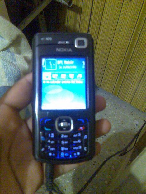 Nokia N70 Black | ClickBD large image 0