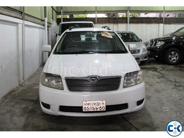 Toyota Fielder 2004 | ClickBD large image 0