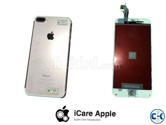iPhone Display Battery Motherboard Replacement Service | ClickBD large image 1