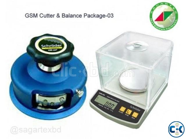 GSM Cutter Balance Package- 3  | ClickBD large image 0