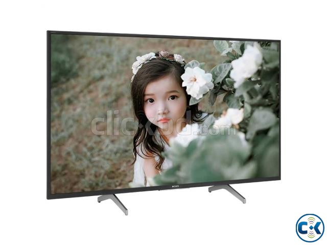 43 inch SONY X7500H VOICE CONTROL ANDROID 4K TV | ClickBD large image 0