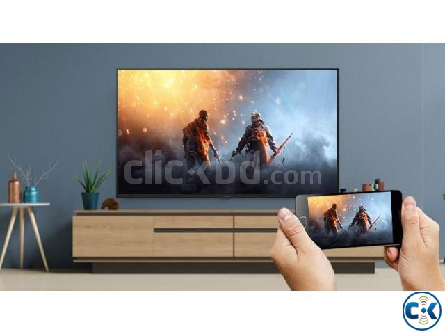 43 inch SONY X7500H VOICE CONTROL ANDROID 4K TV | ClickBD large image 1