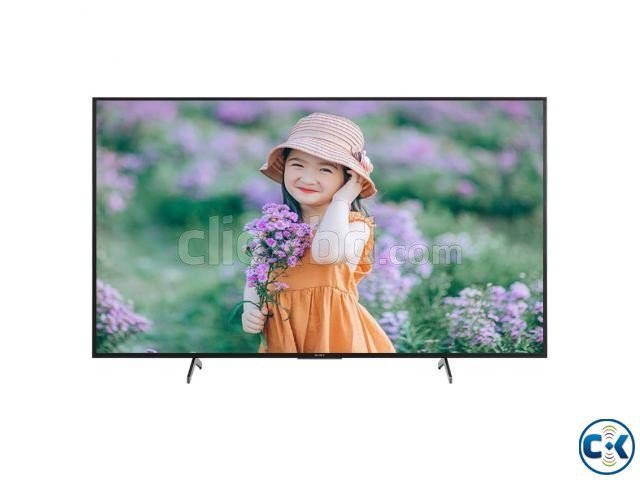 43 inch SONY X7500H VOICE CONTROL ANDROID 4K TV | ClickBD large image 2