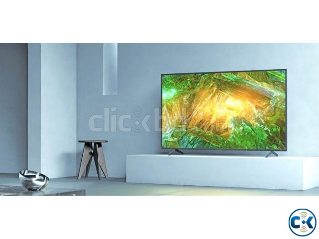 43 inch SONY X7500H VOICE CONTROL ANDROID 4K TV | ClickBD large image 3
