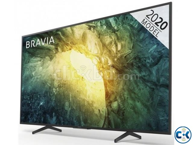 43 inch SONY X7500H VOICE CONTROL ANDROID 4K TV | ClickBD large image 4