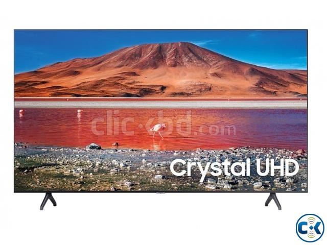 SAMSUNG 55TU7000 4K SMART LED TV | ClickBD large image 1
