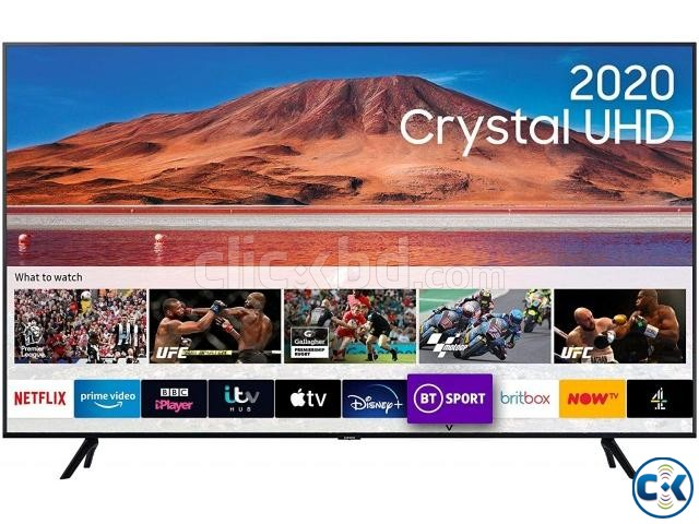 SAMSUNG 55TU7000 4K SMART LED TV | ClickBD large image 2