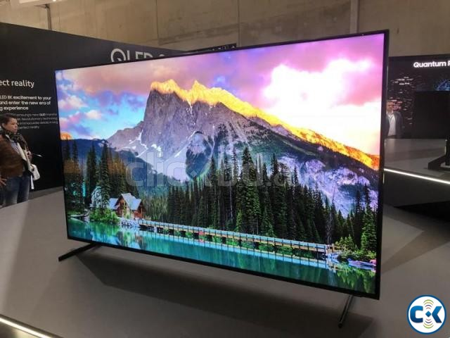55 inch Q900R SAMSUNG QLED 8K VOICE CONTROL TV | ClickBD large image 3