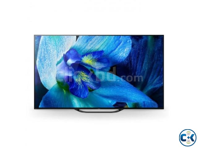 65 inch A8G SONY BRAVIA OLED 4K ANDROID VOICE CONTROL TV | ClickBD large image 2
