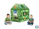Pretend Military Toy House Tent With 50pc Ball