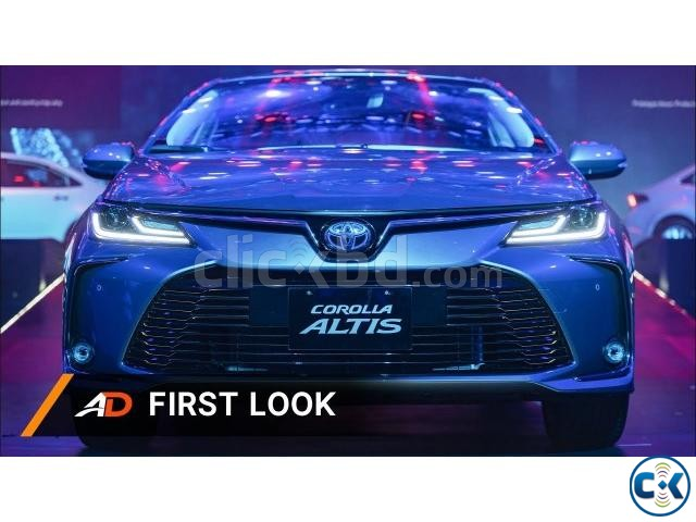 Toyota corolla Altis 2020 | ClickBD large image 1