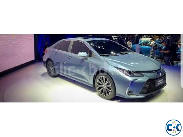 Toyota corolla Altis 2020 | ClickBD large image 2