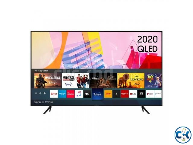 SAMSUNG 85inch QLED Q60T 4K UHD Dual LED TV PRICE IN BD | ClickBD large image 0