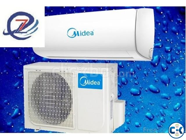 MIDEA CHIGO 2.0 Ton Split AC 24000 BTU Stock Available | ClickBD large image 1