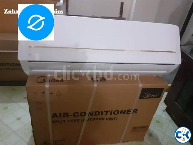 MIDEA CHIGO 2.0 Ton Split AC 24000 BTU Stock Available | ClickBD large image 2