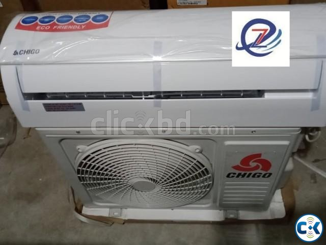 MIDEA CHIGO 2.0 Ton Split AC 24000 BTU Stock Available | ClickBD large image 3