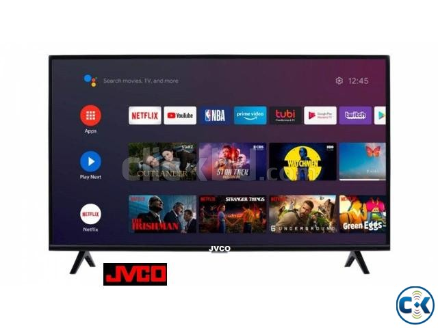 JVCO BRAND 43 INCHES 4K SMART ANDROID TV WITH VOICE CONTROL | ClickBD large image 0