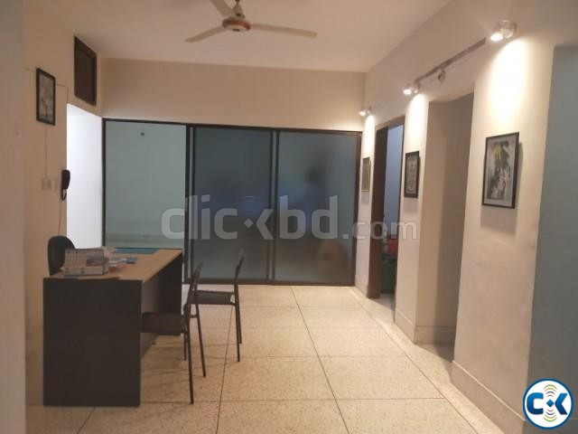 2100sft Beautiful Office Space For Rent Banani | ClickBD large image 0