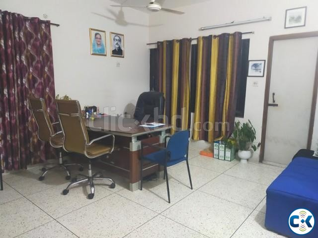 2100sft Beautiful Office Space For Rent Banani | ClickBD large image 3