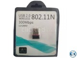 Wireless 11N USB adapter linux supported