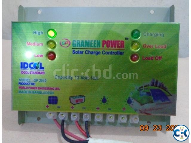 GRAMEEN POWER SOLAR CONTROLLER 10A 12V | ClickBD large image 0