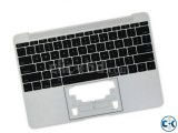 MacBook 12 Retina Early 2016-2017 Upper Case with Keyboar