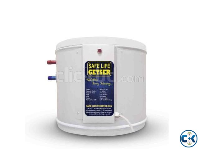 Safe Life Geyser SLG-25-BWH 112.5 Liters Water Heater | ClickBD large image 0