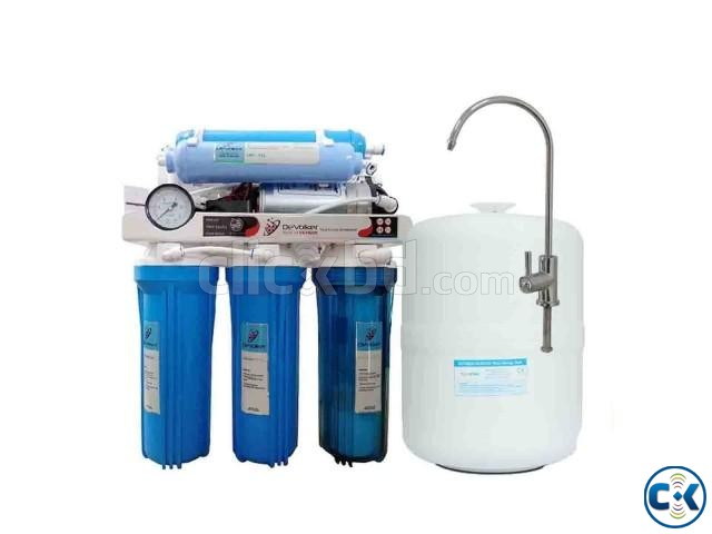 Devolker 6 Stage 75GPD RO Water Filter | ClickBD large image 0
