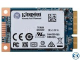 Kingston 120GB mSATA SSD Solid State Drive