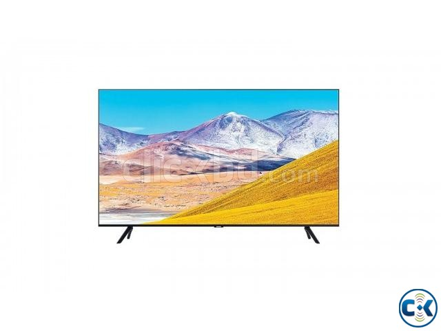 Samsung 65inch TU8000 65inch UHD LED TV PRICE IN BD | ClickBD large image 0