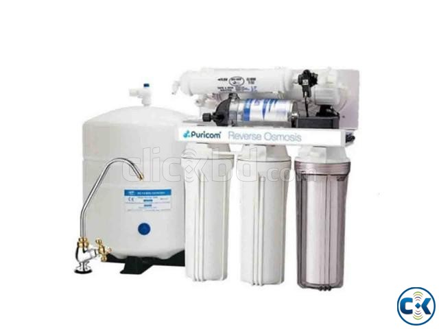 Puricom 5 Stage CE-2 RO Water Filter | ClickBD large image 0