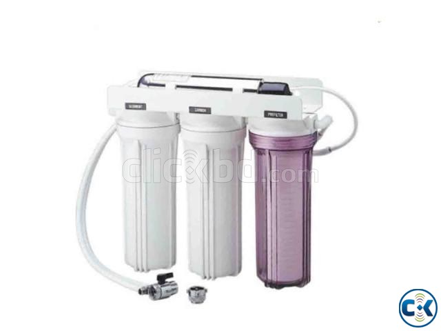 Puricom 4 Stage CP-3 UV Water Filter | ClickBD large image 0