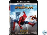Spider-Man Homecoming 4K Ultra HD Blu-ray