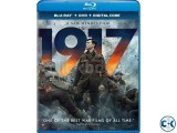 1917 Blu-ray ORIGINAL DISC