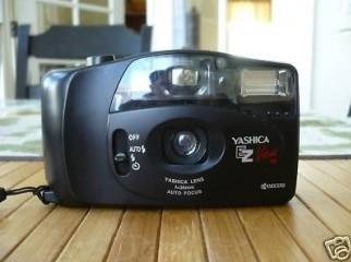 yashica ez camera | ClickBD large image 0