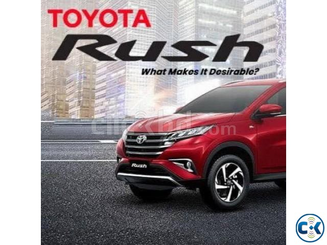 Toyota Rush Ready Stock 2020 | ClickBD large image 0