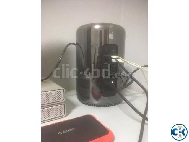 Apple Mac Pro 1x 3.5GHz Six-Core 6 Cores Xeon Late 2013  | ClickBD large image 0